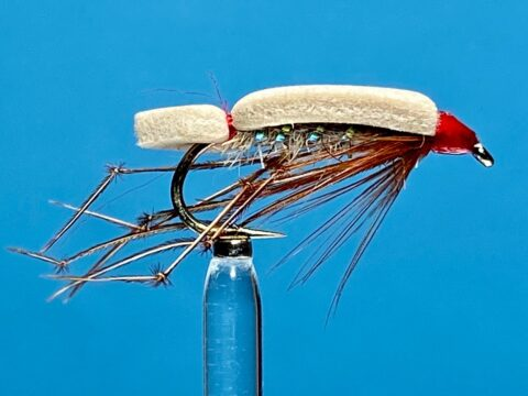 A Fly to Tie and Try for September by Les Lockey